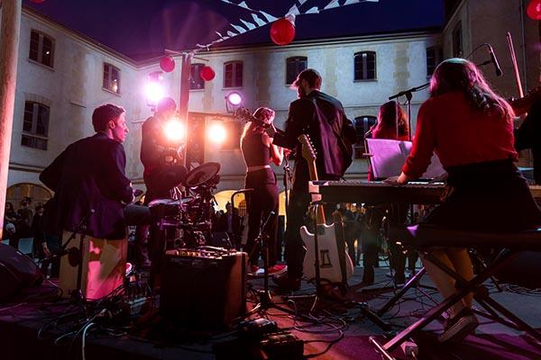Nuit des alumni - Concert